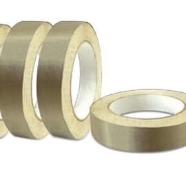 view of roles of shielding tape.
